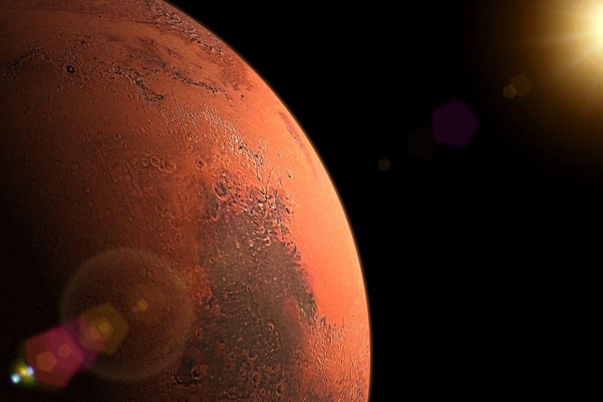 Se andassi su Marte mi porterei