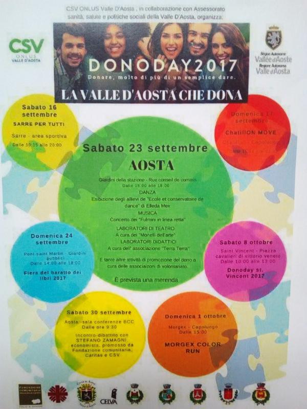 Dono-Day 2017: anche i Fulmini in concerto!